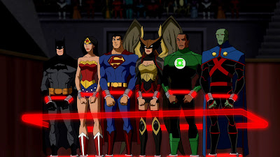 Liga da Justiça Jovem (Young Justice League)