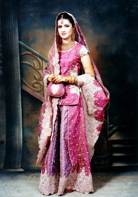 Latest Bridal Wears