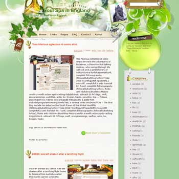 Soul Spa in England blogger template. template blog from wordpress. travel blog template. template blog from wordpress. travel blog template. template travel for blogger. travel template for blog