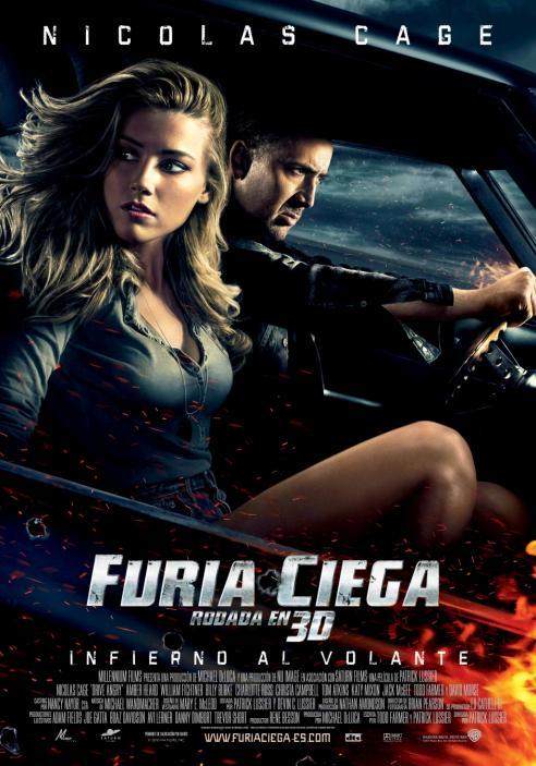 Furia ciega (2011)