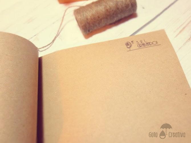 libro de firmas despedida laboral Gota Creativa