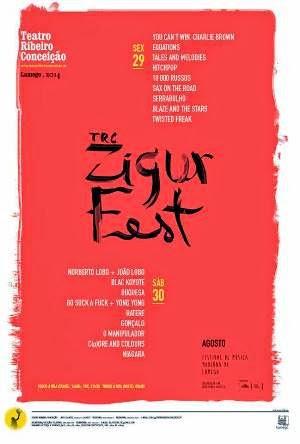 TRC ZIGURFEST 2014