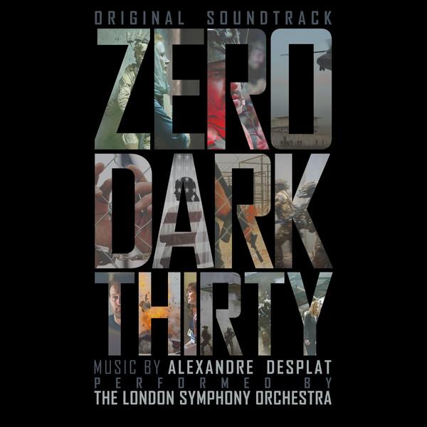 Alexandre Desplat - Zero Dark Thirty (Original Soundtrack) Cover