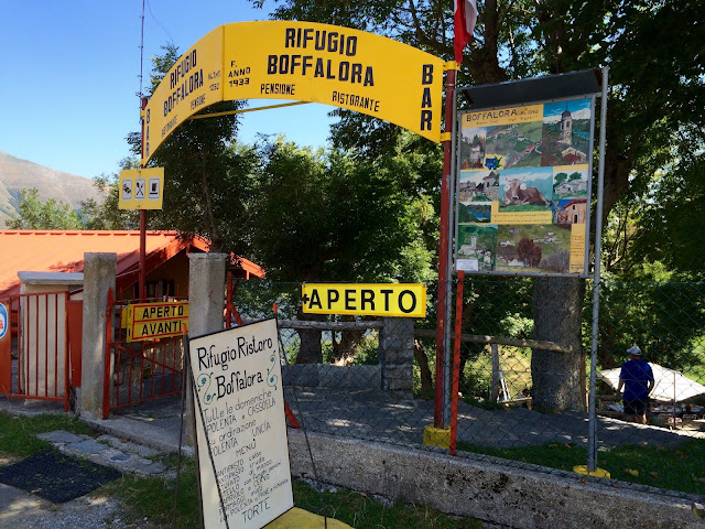 Rifugio Boffalora dog-friendly Lake Como