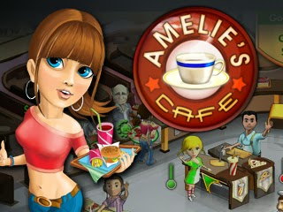 game memasak amelie's cafe