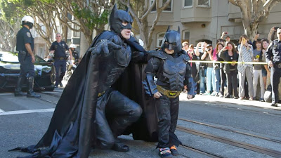 Batkid leukemia Miles Scott San Francisco Make-A-Wish Foundation