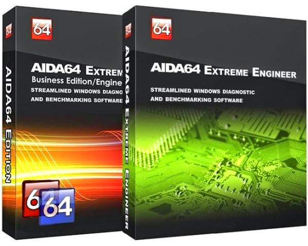 Download AIDA64 Extreme & Engineer Edition 5.75 + Serial