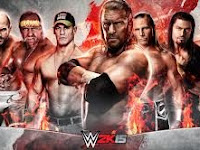 WWE 2K15 PC Game Full Crack Version Terbaru