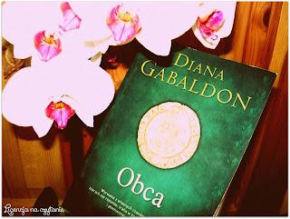 """125. """"Obca"""" Diana Gabaldon"""