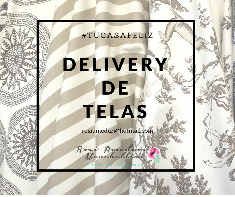 DELIVERY DE TELAS