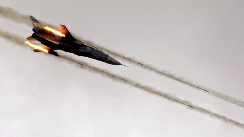 12 pesawat tempur Su-24 Rusia yang dipinjamkan kepada Argentina menambah ketegangan di Falkland