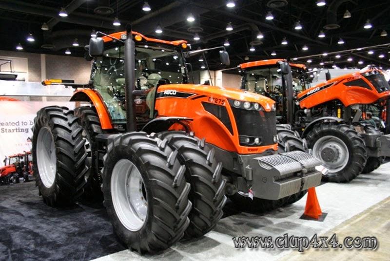 John Deere Farm Tractors >> Tractors - Farm Machinery: AGCO Tractor