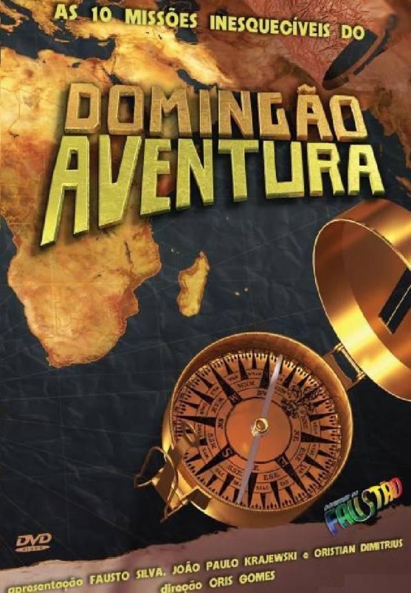 Download - Domingão Aventura – DVDRip AVI + RMVB Nacional ( 2013 )
