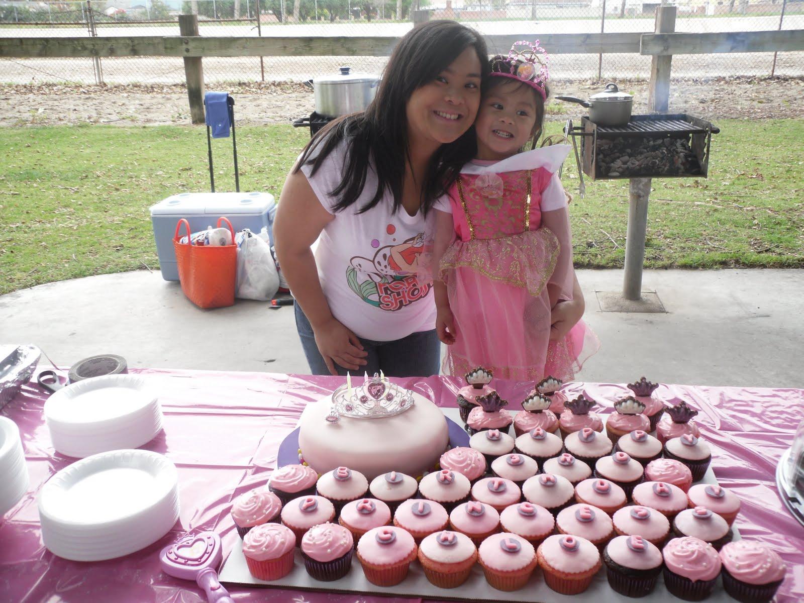 cakes: Disney Princess Birthday Party