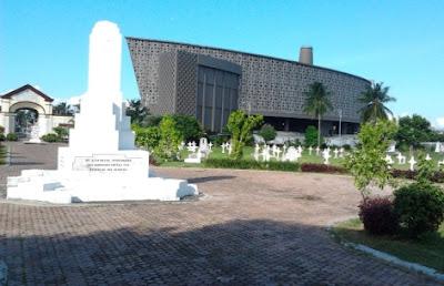 Kherkoff Peucut Monumen Tragisnya Perang Aceh