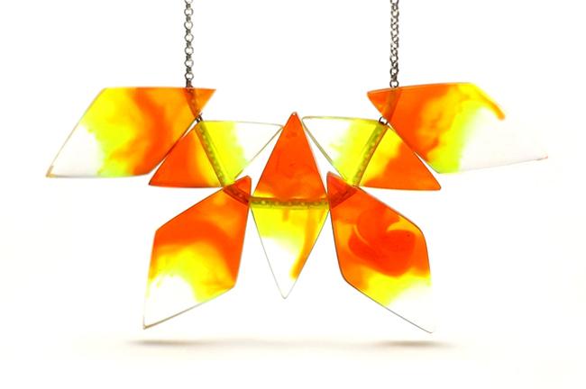 Simone Devine, Resin Jewellery, Made in Australia