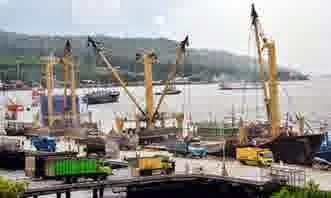 Pelabuhan Tanjung Wangi Banyuwangi siapkan 5 kapal untuk mudik gratis ke Pulau Sapeken, Madura.