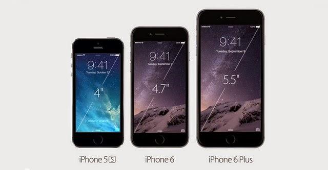 Với bộ đôi iPhone 6, Apple đã cân bằng thế trận?