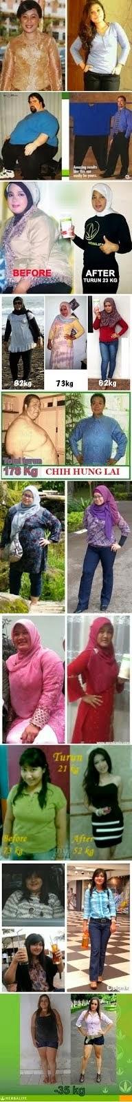 Dambaan Pria dan Wanita : Turun Berat Badan Agar Langsing