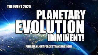 MICHAEL LOVE: ** DAS EVENT 2020 - DIE PLANETARISCHE EVOLUTION STEHT UNMITTELBAR BEVOR! **