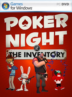 Download Game PC Poker Night At The Inventory Full Version