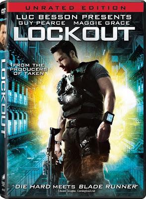 La Prisión Espacial (2012) Español Latino DVDRip
