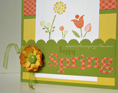 Use Die-Cut Lettering on Greeting Cards