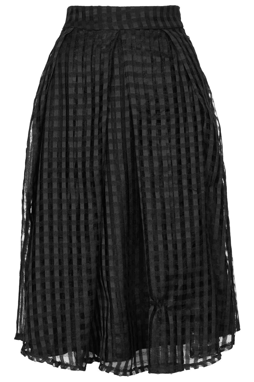 sister jane black skirt
