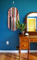 http://www.plasteranddisaster.com/circular-yarn-wall-hanging/
