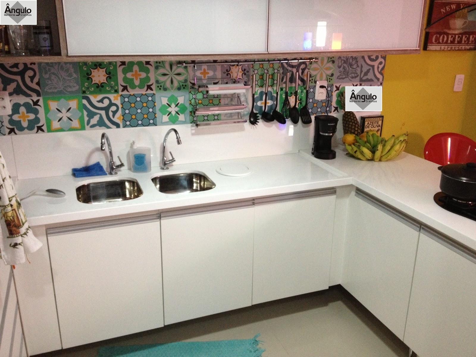 Ângulo Mármores e Granitos: Cozinha Balcão e Mesa em Nanoglass #AD791E 1600x1200 Balcao Banheiro Fabrica
