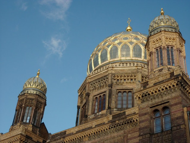 sinagoga berlino