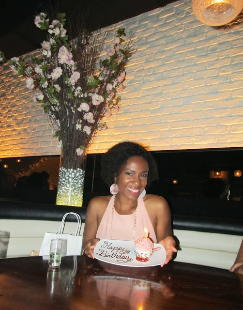 Cupcake - Birthday at Stk Atlanta - Magnum Mondays - The City Dweller