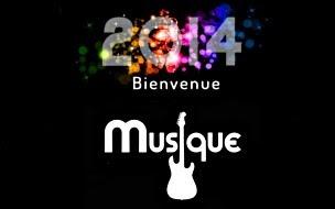 2014, nouvelle année musicale