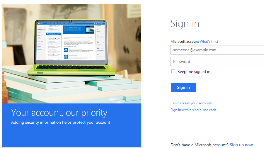 Hotmail Login - How To Login To Your Hotmail Account?