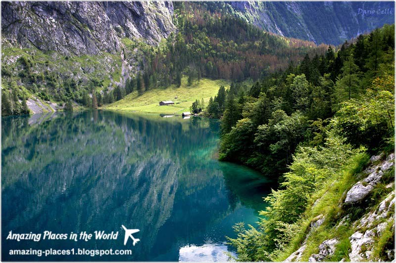 Koenigssee Lake The Most Cleanest Lake In Germany