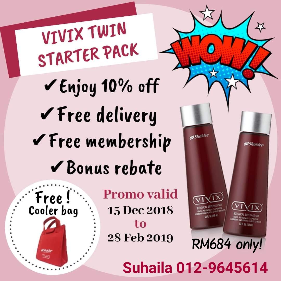Vivix Promo