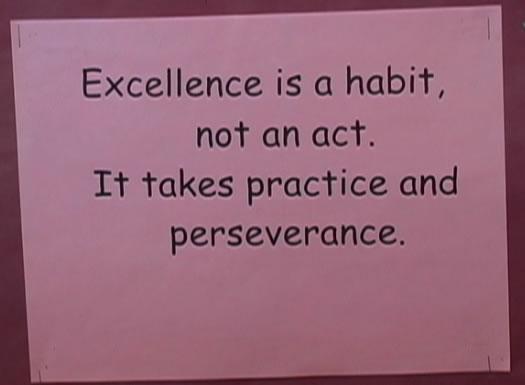 virtue of perseverance essay