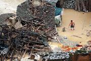 MEDIO MILLON DE PERSONAS EVACUADAS POR INUNDACIONES EN CHINA inundaciones china