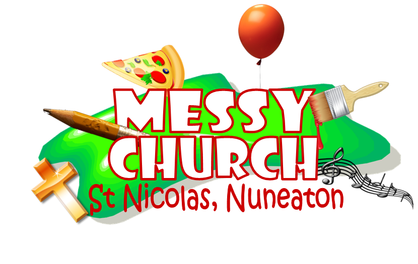 Messy Church, St Nicolas