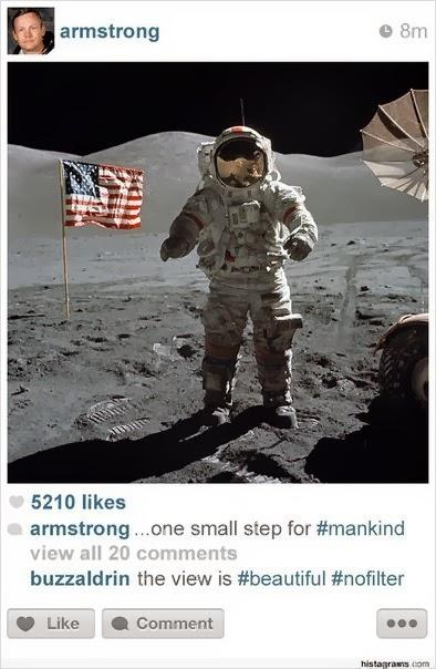 Армстронг в инстаграм