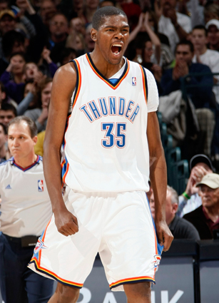 kevin durant 3. kevin durant