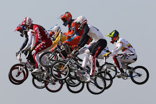 BMX's in the air - Jumps