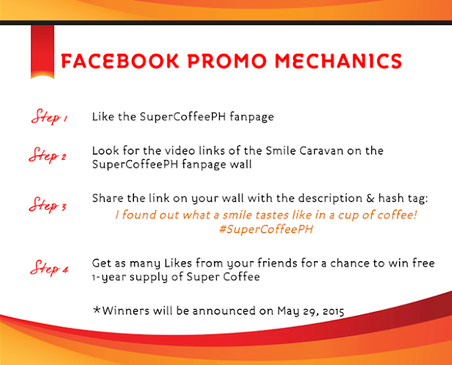 super coffee contest mechanics