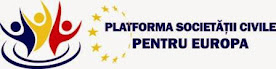 """Dialog Pro este membru al Platformei  """"Pentru Europa"""""""