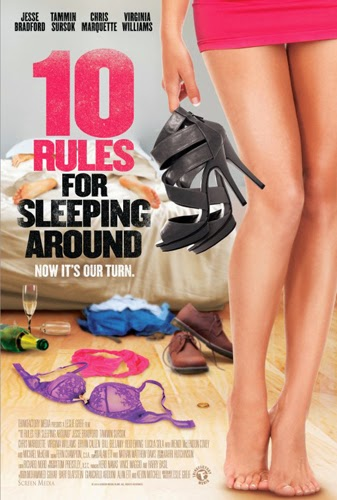 10 Rules for Sleeping Around (2014) di Bioskop
