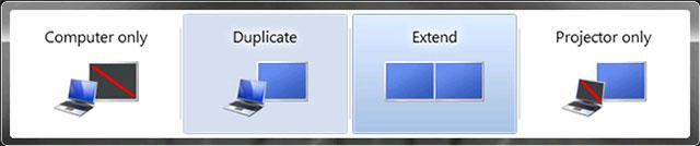 Hướng dẫn cách kết nối desktop hay laptop với Tivi 9