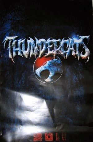 ThunderCats (2011) Temporada 1 Audio Español