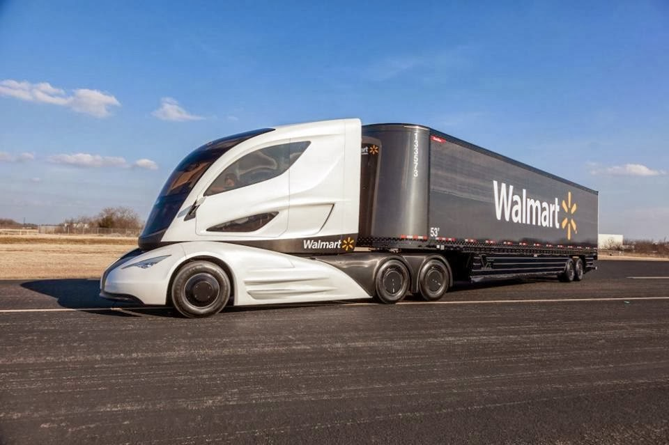 Introducing the Walmart Advanced Vehicle Experience concept