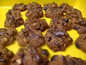 Chocolate Chip Cookies 50pcs @ RM 25