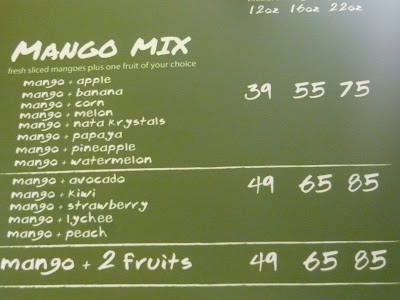 #032eatdrink, food, cebu, mangoes